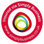Join me by getting insurance from Simply Business.